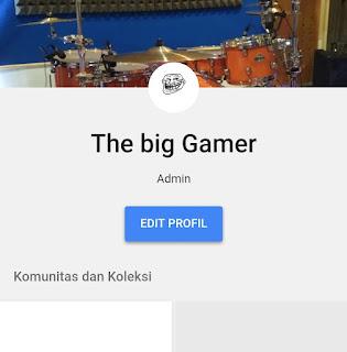 Cara Mengganti Nama Penulis Blogger atau Web di Google Plus