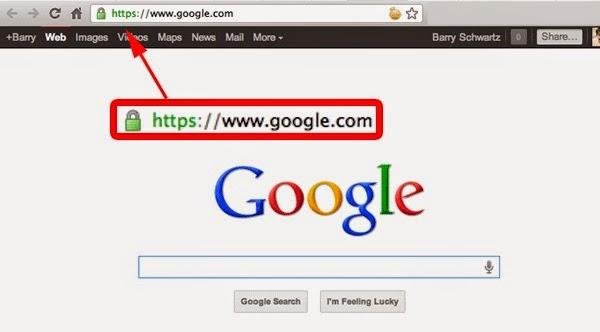 lợi thế SEO khi web dùng https
