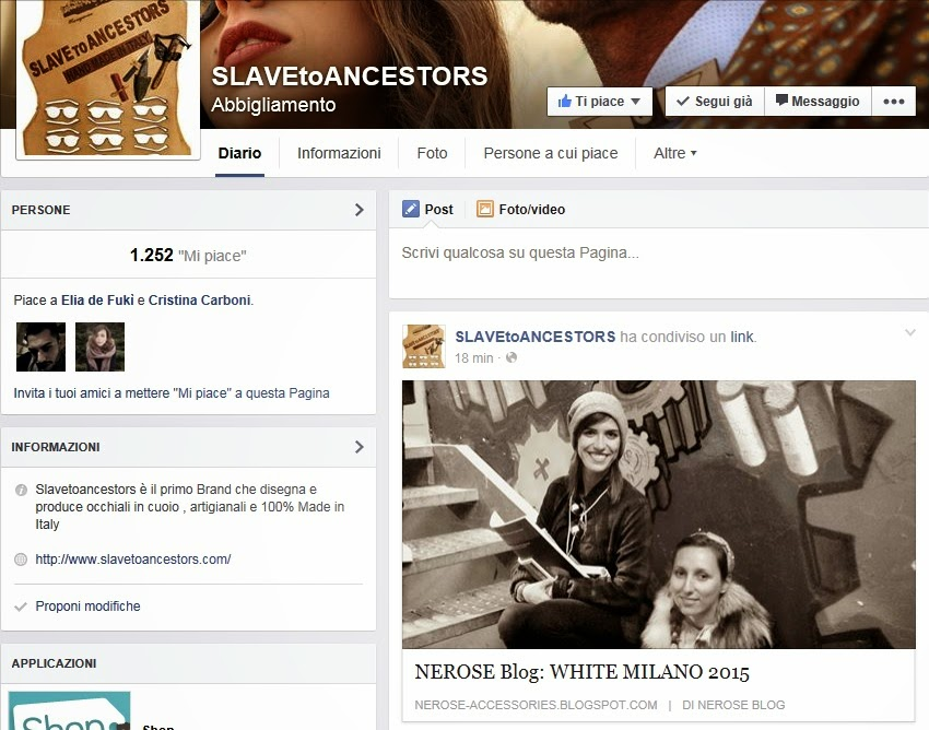https://www.facebook.com/pages/SLAVEtoANCESTORS/364654513620159