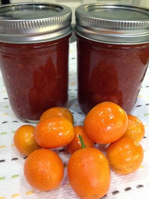 strawberries kumquat
