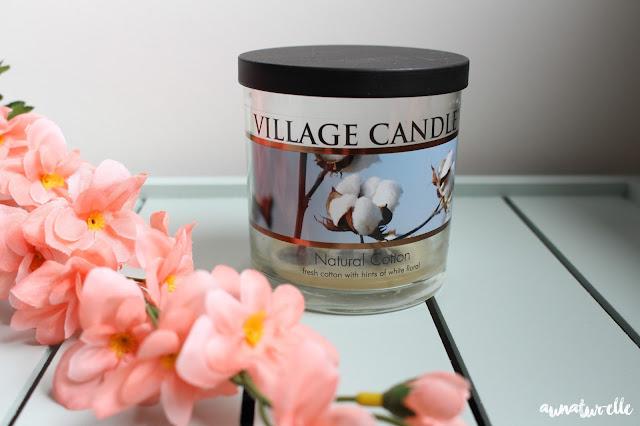 avis  bougie village candle