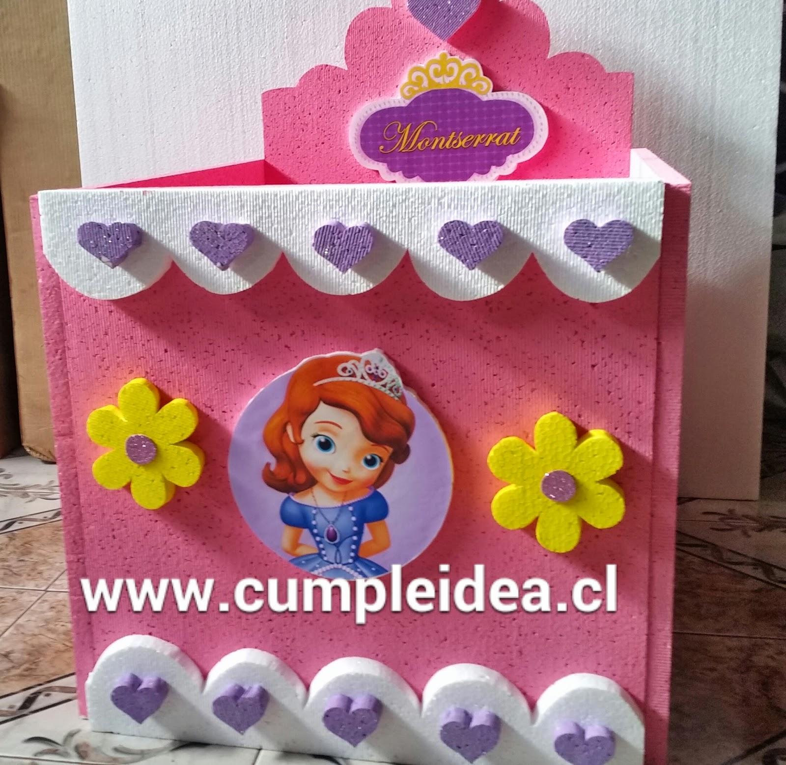 Decoraciones infantiles cajas para dejar regalos for Regalos para fiestas de cumpleanos infantiles