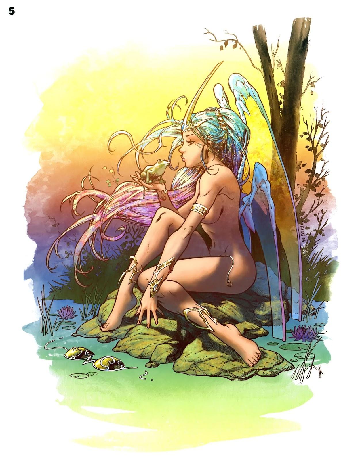 Read online Aspen Splash: Swimsuit Spectacular comic -  Issue # Issue 2006 - 7