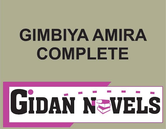 GIMBIYA AMIRA COMPLETE HAUSA LOVE NOVEL