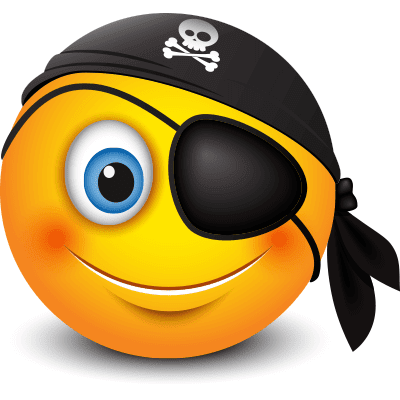 Ahoy Pirate