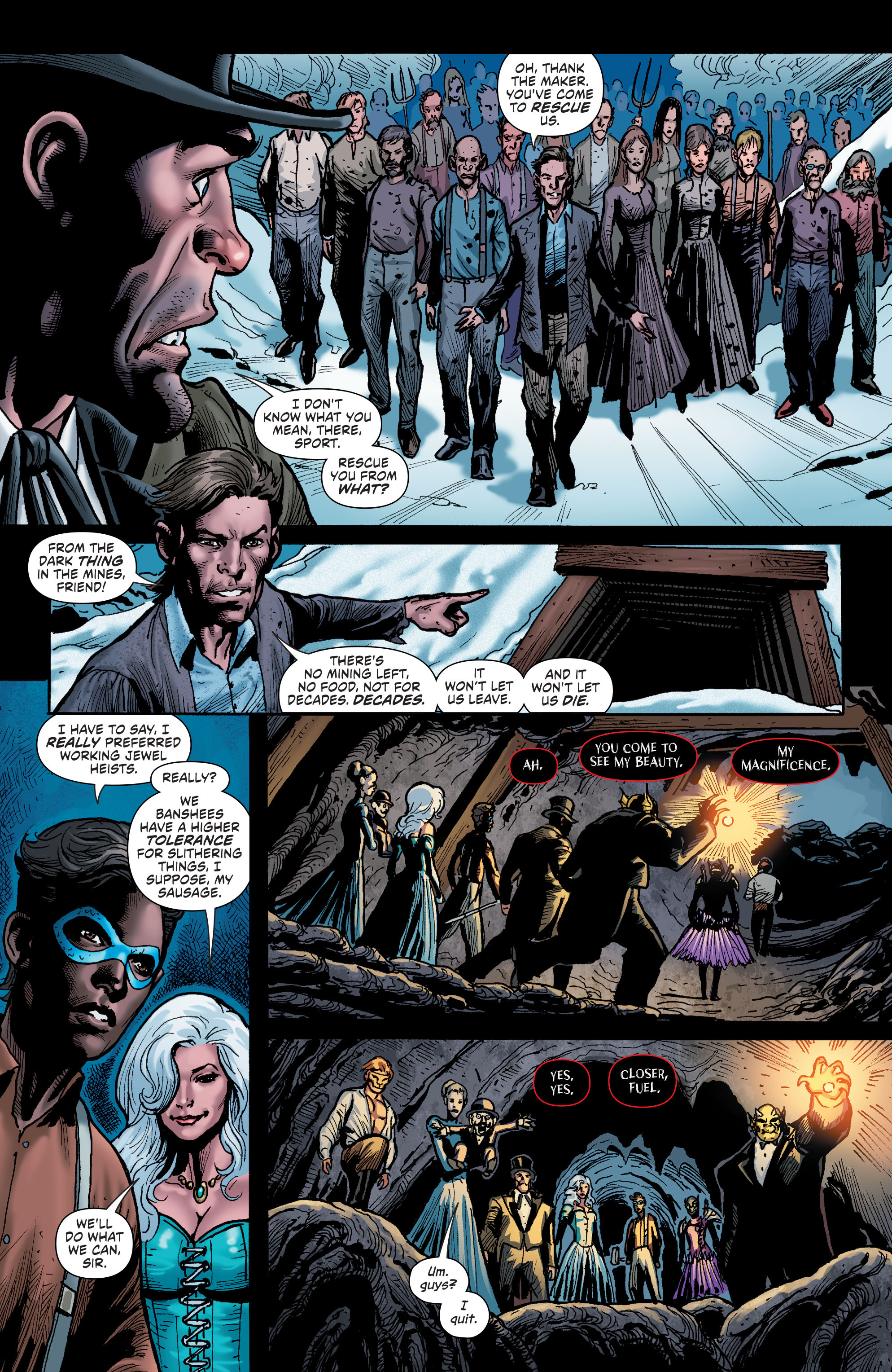 Read online Secret Six (2015) comic -  Issue #9 - 17