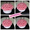 Bunga Tangan Mawar Pink 161124