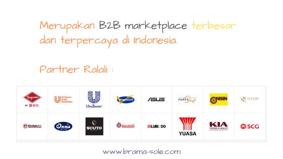 B2B marketplace terbesar dan terpercaya di Indonesia