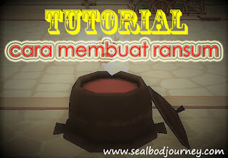 Guide cara membuat ransum, Seal Online Blade of Destiny (BoD)