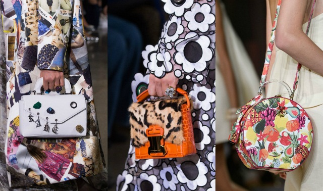desain tas london fashion week