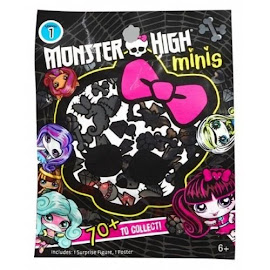 Monster High Singles Bags Series 1 Releases I Figure