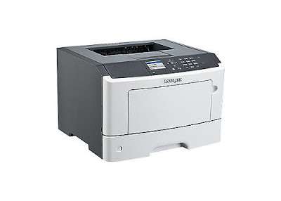 Lexmark MS410dn Driver Download