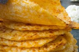 Low Carb Cauliflower Tortillas (Gluten Free)
