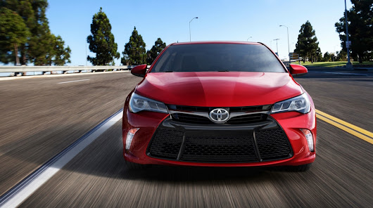 2017 Toyota Camry Redesign and Release Date