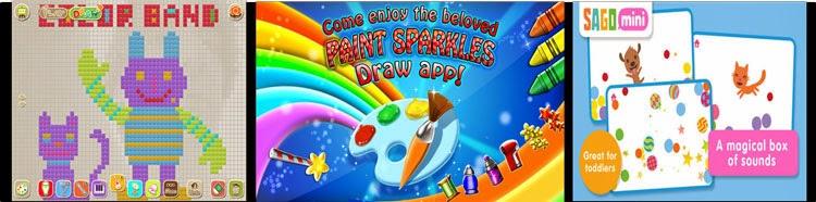 تطبيقات تلوين جميلة للأطفال