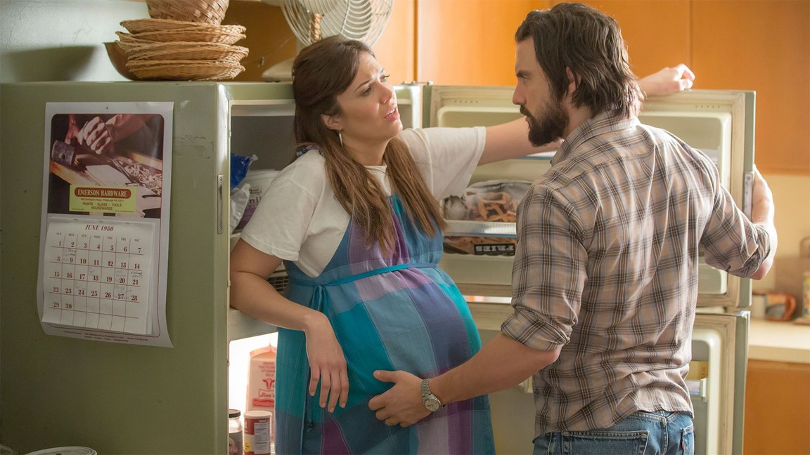 This Is Us - Season 1 Episode 12: The Big Day