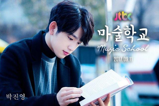 Drama Korea Magic School