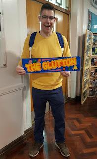Richard Gottfried - gluten free