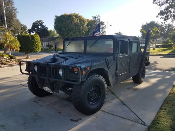 1991 Humvee Crew Cab