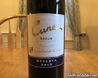 CVNE Rioja Reserva 2013