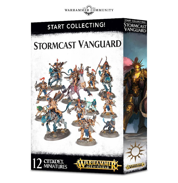 Start Collecting Stormcast Vnguard