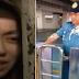 Chinese national na nagsaboy ng taho sa isang pulis, nag-sorry na