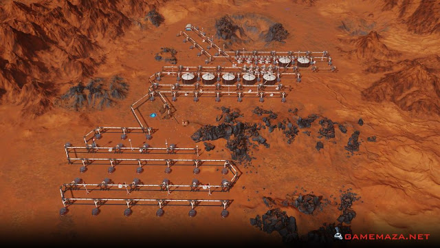 Surviving Mars Kuiper Gameplay Screenshot 3