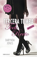 Tercera tumba todo recto 3, Darynda Jones