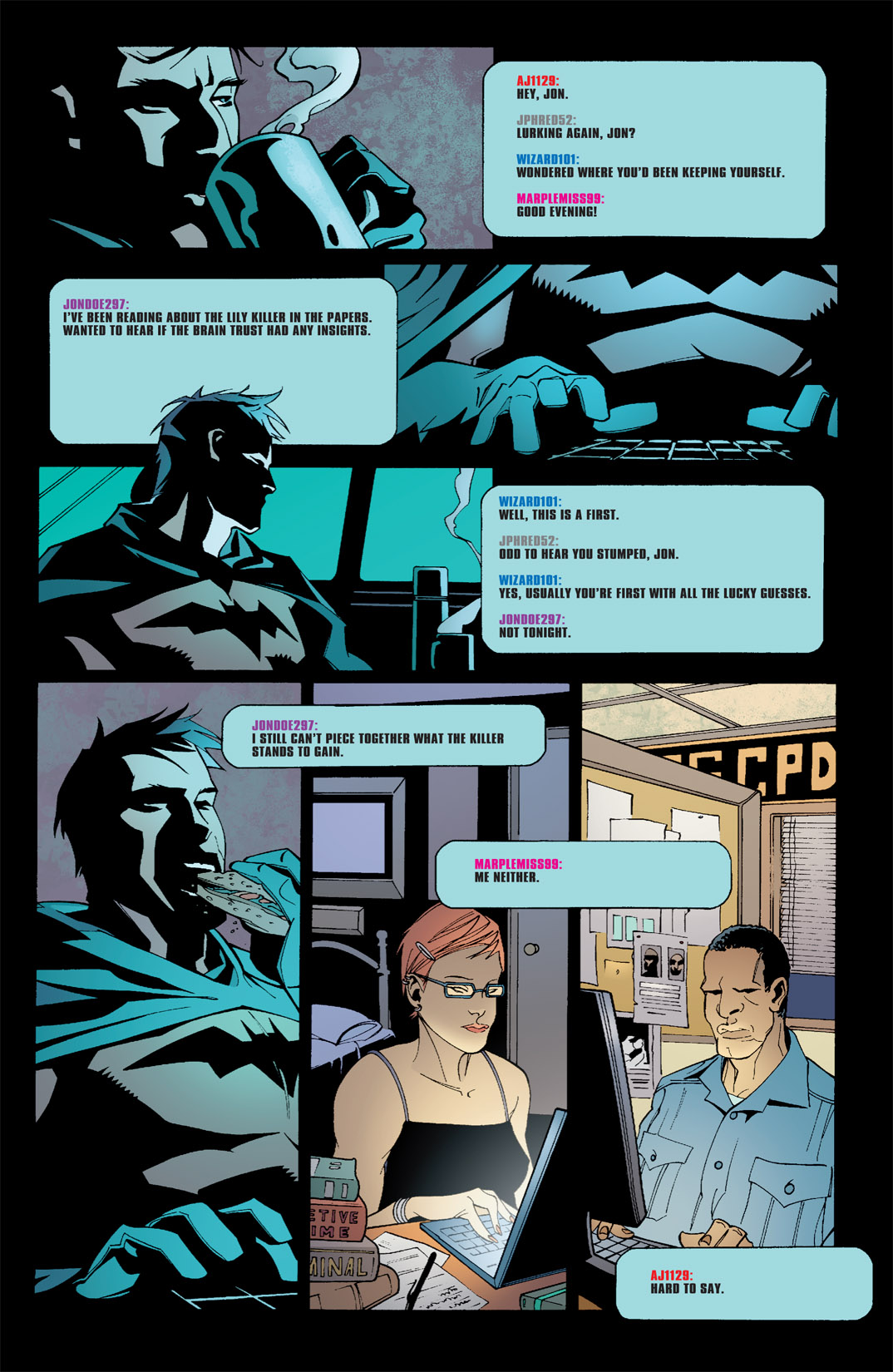 Detective Comics (1937) 845 Page 10