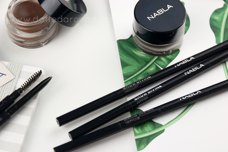Nabla matite Brow Divine review