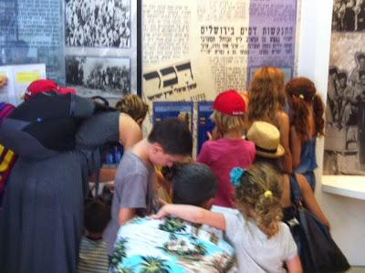 מוזיאון חניתה, חומה ומגדל, פעילות, ילדים, קיץ