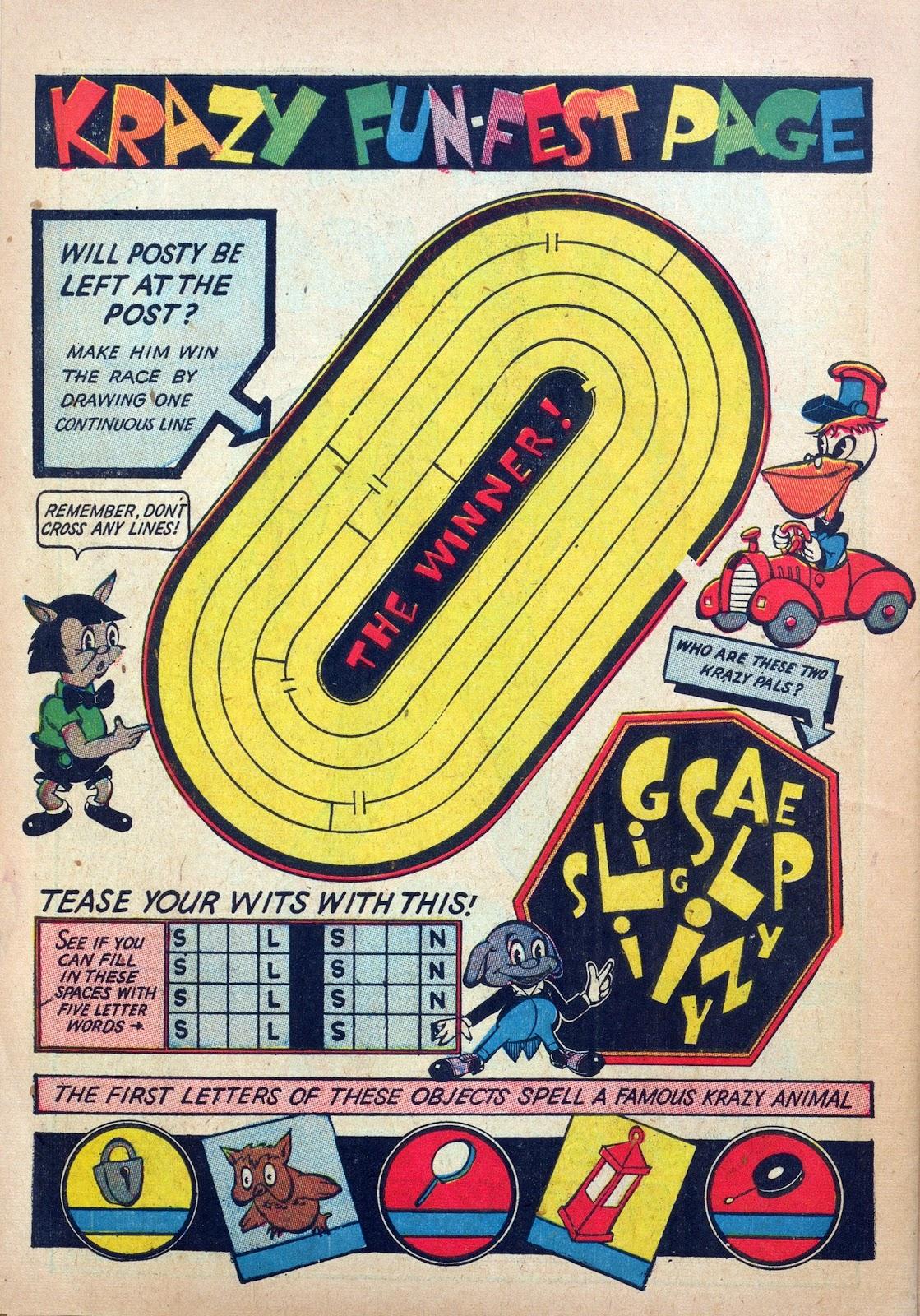 Krazy Komics issue 6 - Page 54