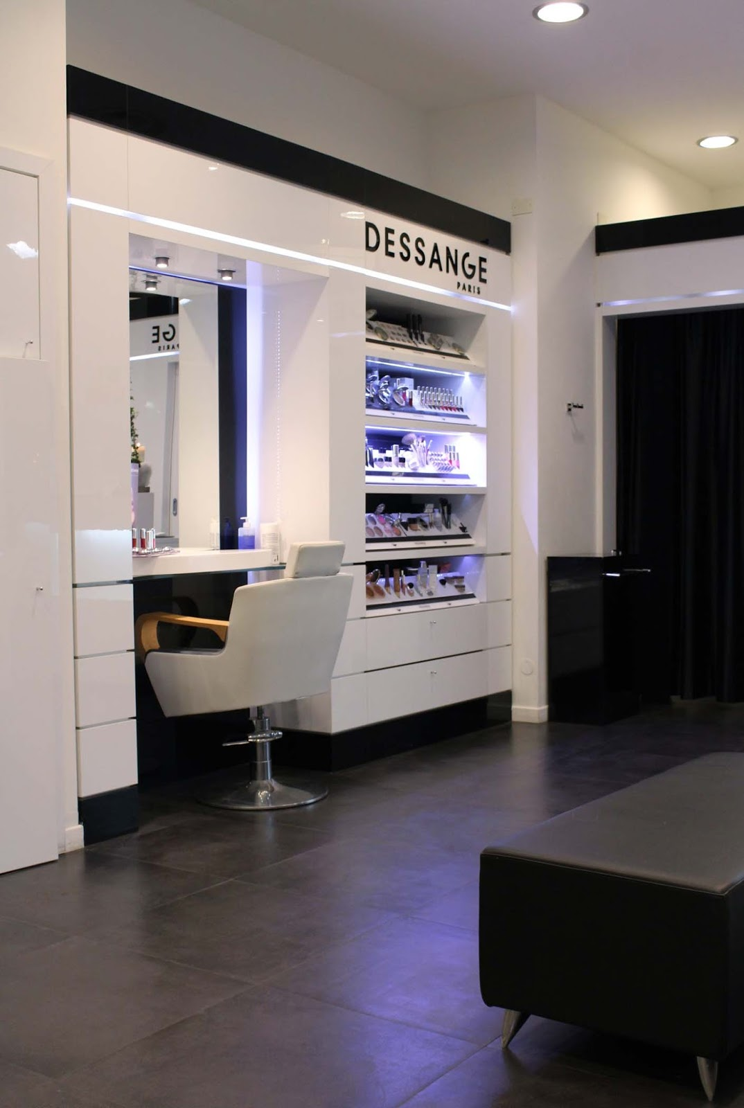 Eniwhere Fashion - Dessange Brescia - Salone