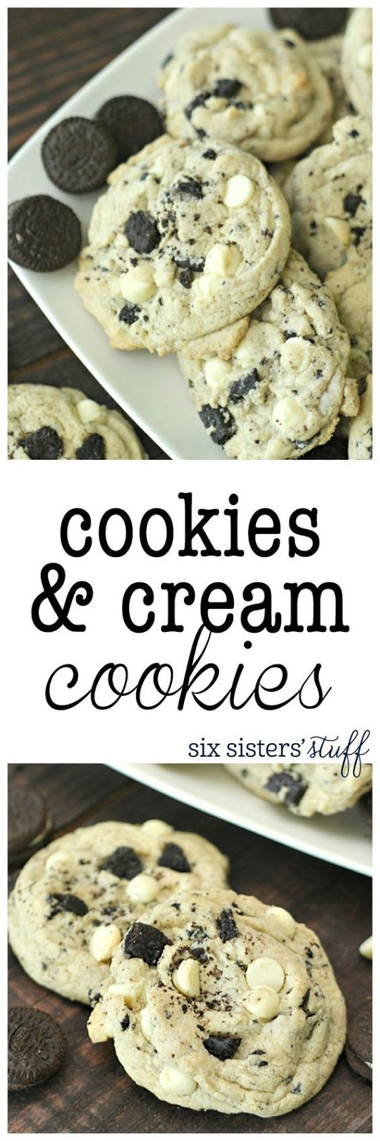 COOKIES AND CREAM COOKIES   #DESSERTS #HEALTHYFOOD #EASYRECIPES #DINNER #LAUCH #DELICIOUS #EASY #HOLIDAYS #RECIPE #SPECIALDIET #WORLDCUISINE #CAKE #APPETIZERS #HEALTHYRECIPES #DRINKS #COOKINGMETHOD #ITALIANRECIPES #MEAT #VEGANRECIPES #COOKIES #PASTA #FRUIT #SALAD #SOUPAPPETIZERS #NONALCOHOLICDRINKS #MEALPLANNING #VEGETABLES #SOUP #PASTRY #CHOCOLATE #DAIRY #ALCOHOLICDRINKS #BULGURSALAD #BAKING #SNACKS #BEEFRECIPES #MEATAPPETIZERS #MEXICANRECIPES #BREAD #ASIANRECIPES #SEAFOODAPPETIZERS #MUFFINS #BREAKFASTANDBRUNCH #CONDIMENTS #CUPCAKES #CHEESE #CHICKENRECIPES #PIE #COFFEE #NOBAKEDESSERTS #HEALTHYSNACKS #SEAFOOD #GRAIN #LUNCHESDINNERS #MEXICAN #QUICKBREAD #LIQUOR