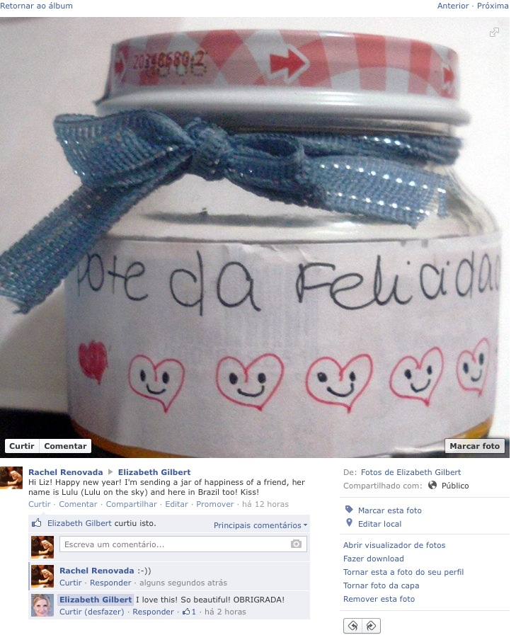 Conheça a Jarra da Felicidade -  The Happiness Jar