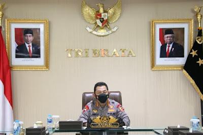 Pesan Kapolri untuk 700 Capaja : Sinergitas TNI-Polri Harga Mati Wujudkan Indonesia Maju