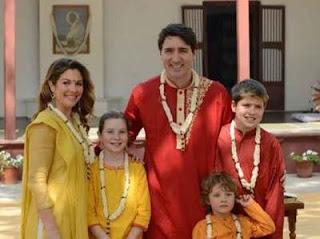 Canada PM India Visit