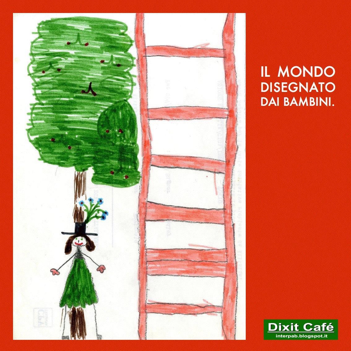 Il Mondo Disegnato Dai Bambini Dixit Cafe