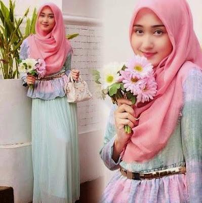 Model Baju Muslim Terbaru Untuk Remaja