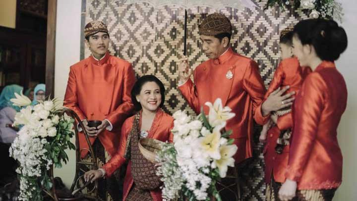 Kritikan Fahri Hamzah Soal Pernikahan Kahiyang Ayu dijawab Jokowi