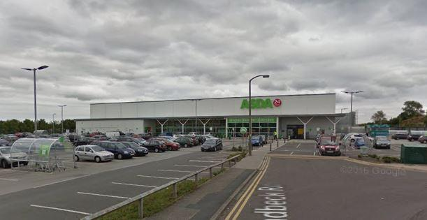 Knife-wielding carjacker targets lone woman shopper in Asda car park in Cemetery Road