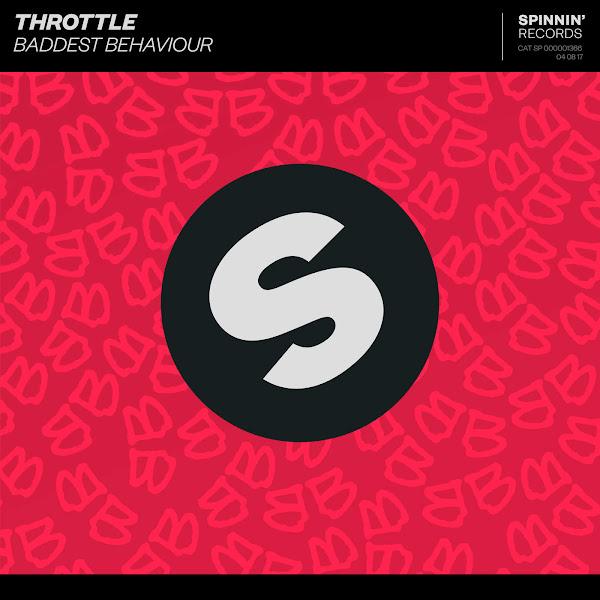 Throttle - Baddest Behaviour - Single Cover