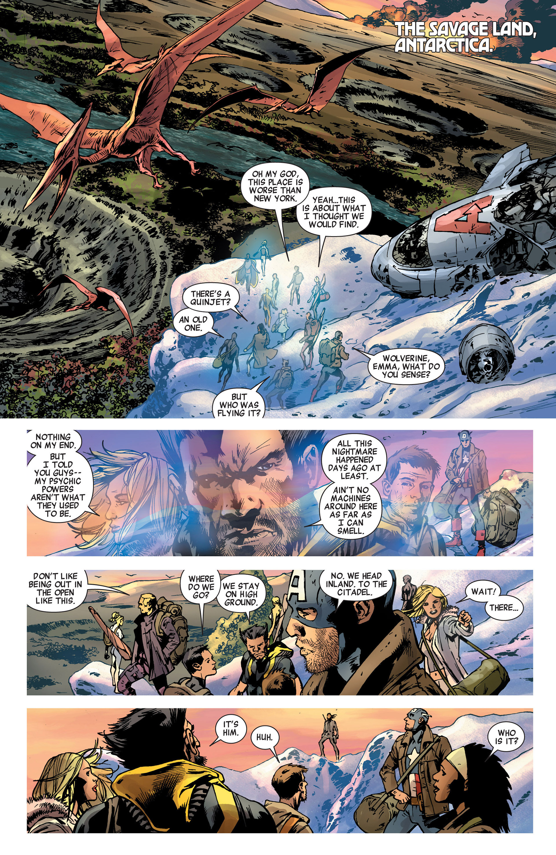 Read online Age of Ultron comic -  Issue #4 - 18