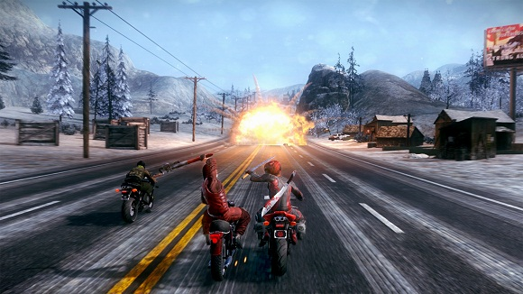 Road Redemption PC Full Version Screenshot 2