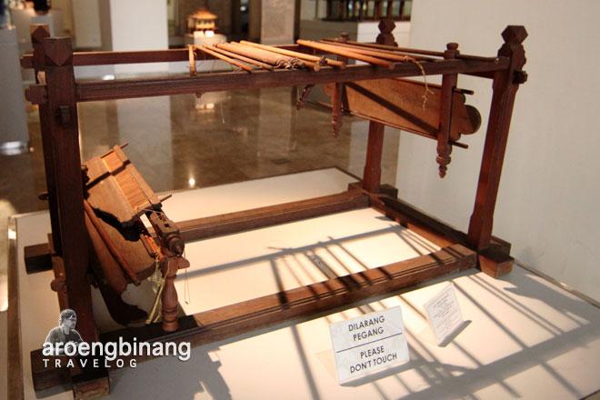 museum nasional indonesia kek blira blatas sultan indrapura kesultanan siak