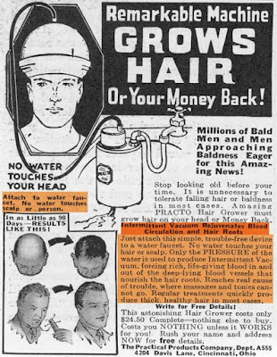 Practo Hair Grower - Remarkable Machine Grows Hair or Your Money Back