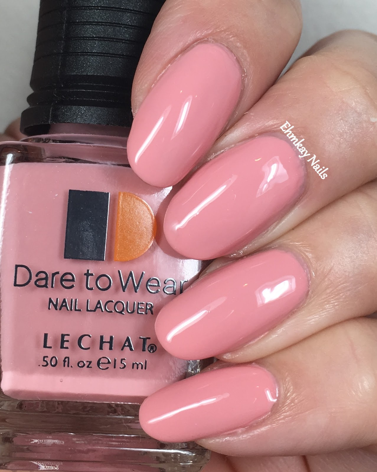 Ehmkay Nails: Lechat Dare To Wear Exposed Collection