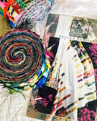 Chronic Pain Crafts: Learning to Quilt