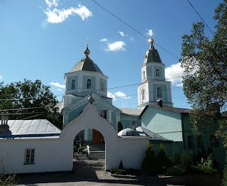 Житомир. Свято-Успенская (Подольская) церковь