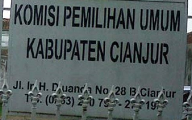Plt Bupati Sebut Pemilik e-KTP WNA Tak Punya Hak Pilih, KPU Cianjur: NIK e-KTP TKA China Masuk di DPT